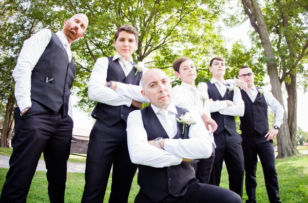 All Occasions Photography Albany NY - Wedding Photography Groom With Groomsmen Example 2