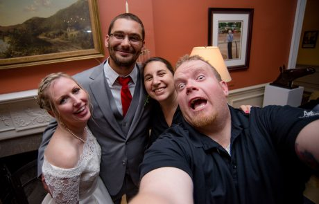 All Occasions Photography Albany NY - Wedding Photography Funny Selfie