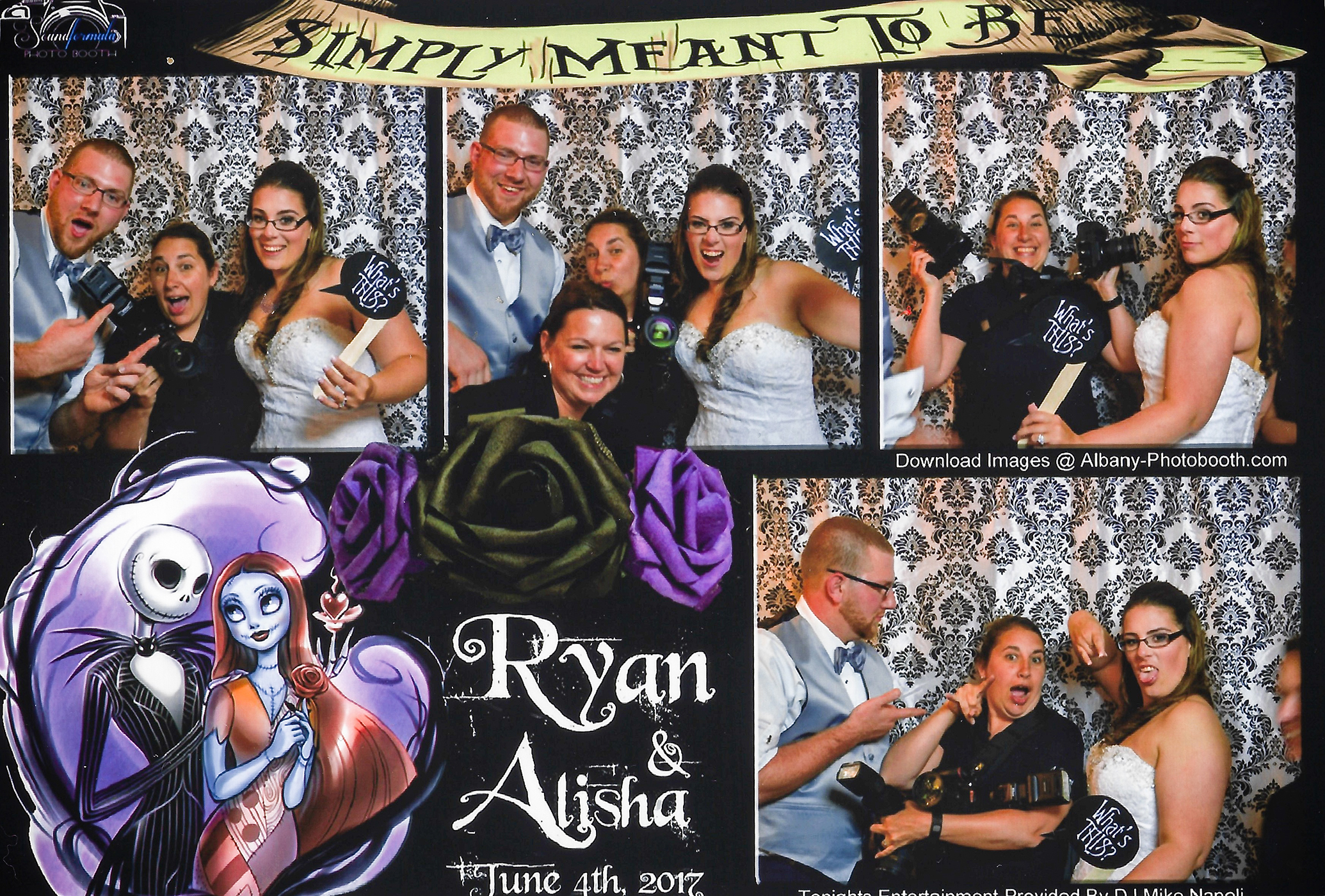 All Occasions Photography Albany NY - Wedding Photography Funny Photographer Photobooth Collage